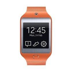 Умные часы Samsung Gear 2 Neo (SM-R3810ZOASER) (оранжевый)