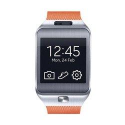 Умные часы Samsung Gear 2 (SM-R3800MOASER) (оранжевый)