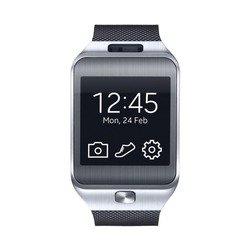 Умные часы Samsung Gear 2 (SM-R3800VSASER) (серый)