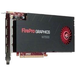 Sapphire FirePro W7000 950Mhz PCI-E 3.0 4096Mb 256 bit (Retail)