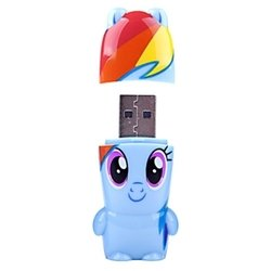 mimoco mimobot rainbow dash 8gb