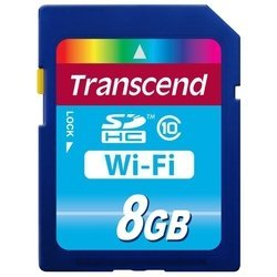 transcend wi-fi sd 8gb