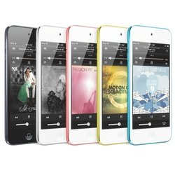 apple ipod touch 5 64gb pink mc904 (розовый) :