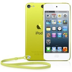 apple ipod touch 5 64gb yellow md715 (желтый) :