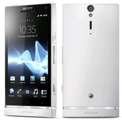 sony xperia s lt26i (br) (белый) :