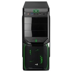���� aerocool v3x advance evil green edition 600w black