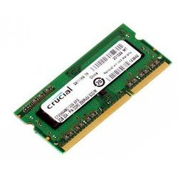 память so-ddr3 2048mb 1333mhz crucial (ct25664bc1339) rtl 10666 мб/сек. cl 9