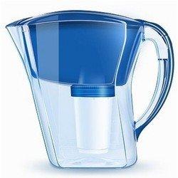 Фильтр для воды Аквафор Агат + дополнительный картридж (синий)