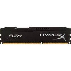 ������ Kingston 8GB 1600MHz DDR3 CL10 DIMM HyperX FURY Black Series (HX316C10FB/8)