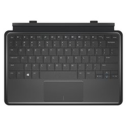 Тонкая (slim) клавиатура DELL 580-ABWW для планшета Venue 11 pro (черный)