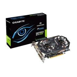 GIGABYTE GeForce GTX 660 1033Mhz PCI-E 3.0 3Gb 6008Mhz 192bit 2xDVI 1xHDMI DP (GV-N660OC-3GD) (Retail)