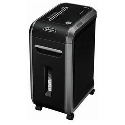 Шредер Fellowes MicroShred 99Ms (FS-4609101) (черный)