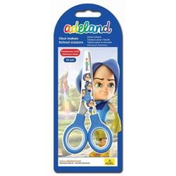 Ножницы школьные 130 мм (Adel ADELAND NOTRO 460-0145-720) (синий)