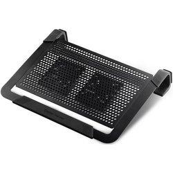 Охлаждающая подставка для ноутбука Cooler Master NotePal U2 Plus (R9-NBC-U2PK-GP) (черный)