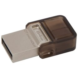 Kingston DataTraveler microDuo 64Gb (DTDUO/64GB)