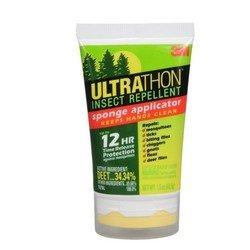 Лосьон для защиты от насекомых с поролоновым аппликатором (UltraThon SRL-12HF)