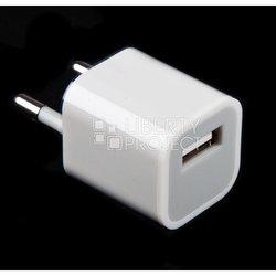 Сетевое зарядное устройство USB (CD004339) (белый)