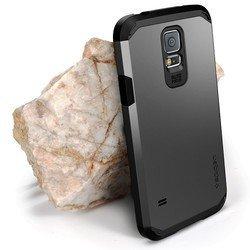 ����������� �����-�������� Spigen SGP Tough Armor ��� Samsung Galaxy S5 (SGP10762) (��������)