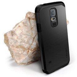 ����������� �����-�������� Spigen SGP Tough Armor ��� Samsung Galaxy S5 (SGP10761) (������)