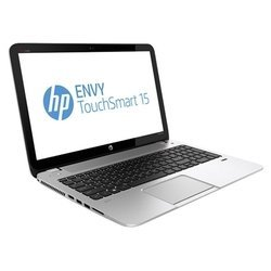 "hp envy touchsmart 15-j050us (core i7 4700mq 2400 mhz/15.6""/1366x768/8gb/1000gb/dvd нет/wi-fi/bluetooth/win 8 64)"