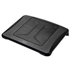 """Охлаждающая подставка для ноутбука до 15.6"""" (Deepcool N300) (черный)"""