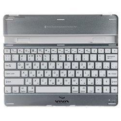 Vivacase VAP-AK00201 Silver-White Bluetooth (серебристо-белый)