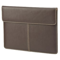 hp premium leather sleeve