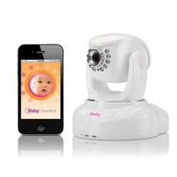 ����� ���� iHealth IBABY-M3 wi-fi Monitor (�����)