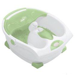 Гидромассажная ванночка для ног (HOMEDICS HL-300B-EU) (зеленый)
