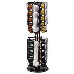 Подставка для кофейных капсул Nespresso (Xavax Rondello H-111114) (черный)