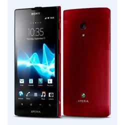 Sony Xperia ion LT28h (Br) (красный) :