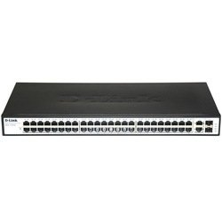 ���������� D-Link 48-Port 10/100BASE-T + 2-Port 10/100/1000BASE-T Gigabit Ethernet port (DES-1050G/C1A)