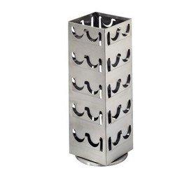 Подставка для кофейных капсул Nespresso (Xavax H-111139 Terrazzo) (серебристый)
