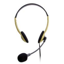 Накладная стерео гарнитура SmartBuy EZ-TALK MKII (SBH-5200) (желтый)