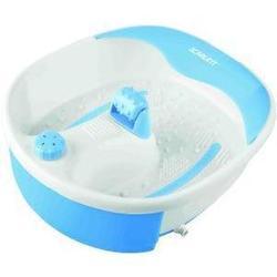 Гидромассажная ванночка для ног (Scarlett SC-1203) (белый/синий)