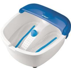Гидромассажная ванночка для ног (Scarlett SC-207) (белый/синий)