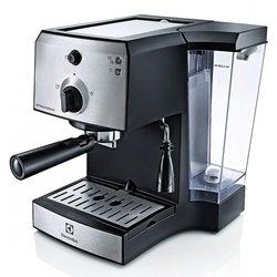 Кофе-машина Electrolux EEA 111 (серебристый-черный)