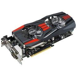 ASUS Radeon R9 270X 1050Mhz PCI-E 3.0 4096Mb 5600Mhz 256 bit 2xDVI HDMI HDCP (R9270X-DC2-4GD5)