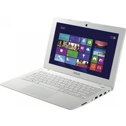 "asus x200cakx072d (celeron 1007u 1500 mhz/11.6""/1366x768/2048mb/500gb/dvd нет/wi-fi/bluetooth/dos) (90nb02x1-m07170) (белый)"