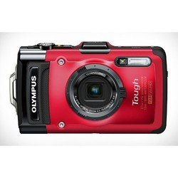 "photocamera olympus tough tg-2 red 12mpix zoom4x 3"" 1080i sdhc cmos is opt hdmi kpr/dpr/wpr/fpr gps защищеннаяli-50b"