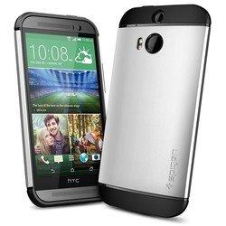 �����-�������� ��� HTC One M8 Spigen Slim Armor Series (SGP10816) (�����������)
