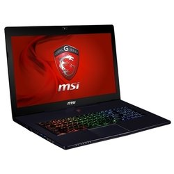 "msi gs70 2pe stealth pro (core i7 4700mq 2400 mhz/17.3""/1920x1080/16.0gb/1256gb hdd+ssd/dvd нет/nvidia geforce gtx 870m/wi-fi/bluetooth/win 8 64)"