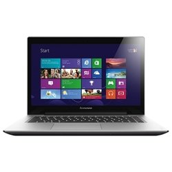 "lenovo ideapad u430 touch ultrabook (core i7 4500u 1800 mhz/14.0""/1600x900/4.0gb/508gb hdd+ssd cache/dvd нет/intel hd graphics 4400/wi-fi/bluetooth/win 8 64)"