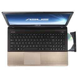 "asus k55vj (core i3 3110m 2400 mhz/15.6""/1366x768/4.0gb/500gb/dvd-rw/nvidia geforce gt 635m/wi-fi/bluetooth/win 8 64)"
