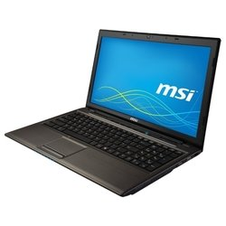 "msi cx61 2oc (core i3 4000m 2400 mhz/15.6""/1366x768/4.0gb/500gb/dvd-rw/nvidia geforce gt 720m/wi-fi/bluetooth/win 7 hb)"