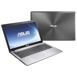 "asus x550cl (pentium 2117u 1800 mhz/15.6""/1366x768/4.0gb/500gb/dvd-rw/amd radeon hd 8670m/wi-fi/bluetooth/win 8 64)"