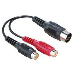 ������� 2�RCA (f) - DIN 5-pin (m) (Hama 00122380) (������)