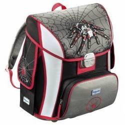 Ранец школьный Step By Step (Baggymax Spider 919937) (серый, черный)