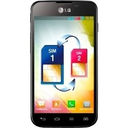 lg optimus l5 ii dual e455 indigo black (черно-синий) :::