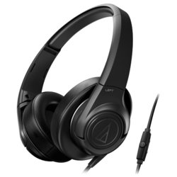 Audio-Technica ATH-AX3iS (черный)